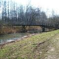 Brücke am Südufer