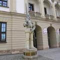 Roland, gilt als Sinnbild der Stadtrechte