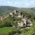Panat à 1/4 d'heure du gîte de Montredon à Salles la Source en Aveyron