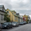 Stadtbild Reykjavik