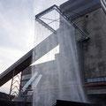 rAndom International: Tower (temporär 23.8. bis 6.10.2013 im Rahmen der Ruhrtriennale, Zeche Zollverein)