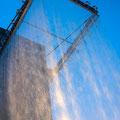 rAndom International: Tower (temporär 23.8. bis 6.10.2013 im Rahmen der Ruhrtriennale)