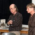 Andreas Weiland und Li Portenlänger