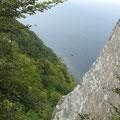 Blick vom Königsstuhl im Nationalpark Jasmund
