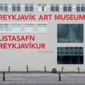 Kunstmuseum Reykjavik am Hafen