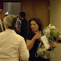"""VIP-Raum, Weltpremiere """"Das Blaue vom Himmel"""" am 30.5.2011"""
