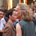 """Juliane Köhler, Weltpremiere """"Das Blaue vom Himmel"""" am 30.5.2011"""