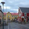 Stadtzentrum am Platz Ingolfstórg