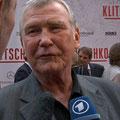 Unser Interview mit Fritz Sdunek, dem Extrainer von Vitali Klitschko