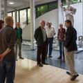 Sonderführung durch die Ausstellung mit Gerd Borchelmann