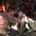 ohne Besuch in der Ghecko-Bar gehen ziehen die Gnomen nicht weiter