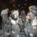 Gnomenlümmel im Schneegetümmel