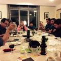 Der Rat der Weisen für die diesjährige HV - und dies sogar ohne runden Tisch