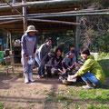 12月1日 農園管理プロジェクト