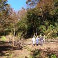 11月10日 イノシシ被害対策会議プロジェクト