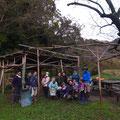 11月24日 上山口寺前谷戸復元プロジェクト