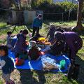 12月20日、農園管理プロジェクト