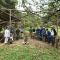 9月14日 サクラ広場環境整備チーム