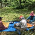 6月28日 農園管理プロジェクト