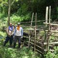 7月26日 イノシシ被害対策会議プロジェクト+大沢谷広場プロジェクト