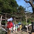 10月31日、上山口寺前谷戸復元プロジェクト