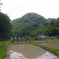 6月8日 上山口寺前谷戸復元プロジェクト