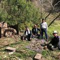 3月21日 炭焼き復活プロジェクト