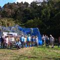 10月28日 寺前谷戸復元プロジェクト(ハザかけ)
