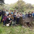 4月7日 炭焼き復活プロジェクト