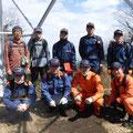 170307二子山山系巡視プロジェクト