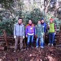 2016年03月12日、戸根山山頂プロジェクト