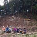 3月5日 森林づくり実践研修