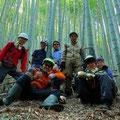 03月17日 三浦半島マウンテンバイク・プロジェクト+森林づくり研修