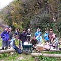 2016年03月27日、上山口寺前谷戸復元プロジェクト