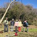 2月2日 農園管理プロジェクト