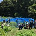 8月25日 上山口寺前谷戸復元プロジェクト