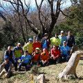 180114 ソッカ山頂プロジェクト(定例環境整備)