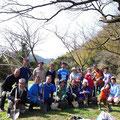2015年3月22日、上山口寺前谷戸復元プロジェクト、3月定例作業