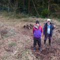 12月13日 イノシシ被害対策会議プロジェクト+大沢谷広場プロジェクト