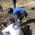 2月12日、生物保全・調査プロジェクト
