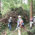 9月13日 二子山山系巡視プロジェクト
