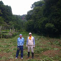 8月13日 イノシシ被害対策会議プロジェクト+大沢谷広場プロジェクト