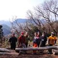 2016年02月06日、戸根山山頂プロジェクト