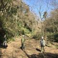 2月6日、イノシシ被害対策プロジェクト+大沢谷広場プロジェクト