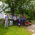 6月1日 二子山山系巡視プロジェクト