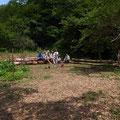 170716 青空共同保育「つくしとたね」連携プロジェクト