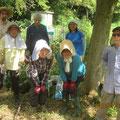 7月29日 農園管理プロジェクト
