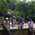 8月24日 イノシシ被害対策会議プロジェクト+大沢谷広場プロジェクト+農園管理プロジェクト