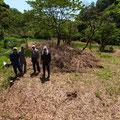 4月28日 イノシシ被害対策会議プロジェクト