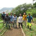 2015年08月08日、戸根山山頂プロジェクト